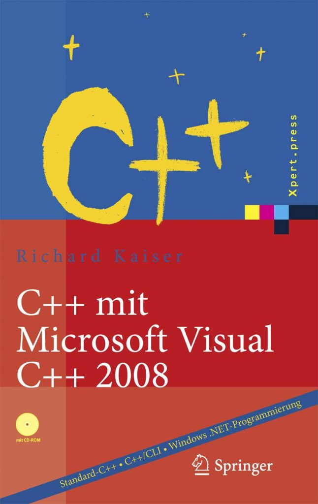 C++ mit Microsoft Visual Studio 2008 - Buch - C++/CLI und Windows Forms